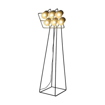 Lampadaire multilamp h180cm seletti normal