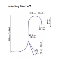 N 1 muller van severen lampadaire floor light  serax v9015013z  design signed 69949 thumb