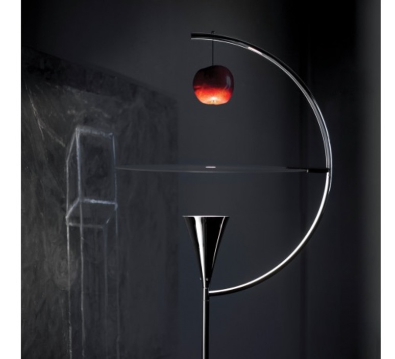 Newton andrea branzi lampadaire floor light  nemo lighting new lhw 21  design signed nedgis 69088 product