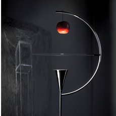 Newton andrea branzi lampadaire floor light  nemo lighting new lhw 21  design signed nedgis 69088 thumb