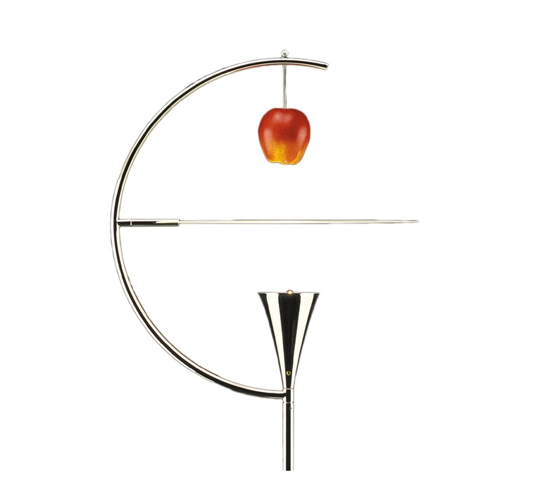 Newton andrea branzi lampadaire floor light  nemo lighting new lhw 21  design signed nedgis 69089 product