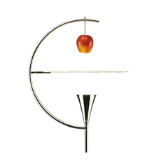 Newton andrea branzi lampadaire floor light  nemo lighting new lhw 21  design signed nedgis 69089 thumb