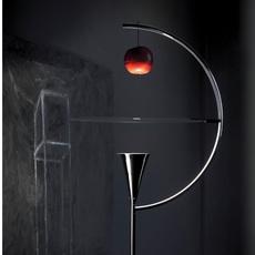 Newton andrea branzi lampadaire floor light  nemo lighting new lnw 21  design signed nedgis 69080 thumb