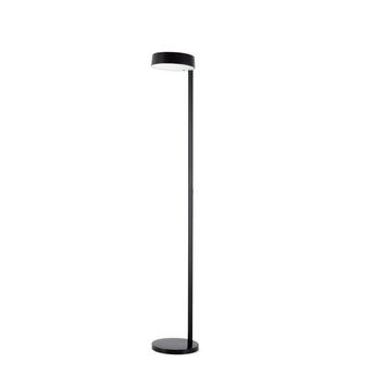 Lampadaire nexo noir h181cm faro normal