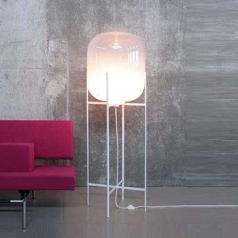 Lampadaire oda big blanc h140cm normal
