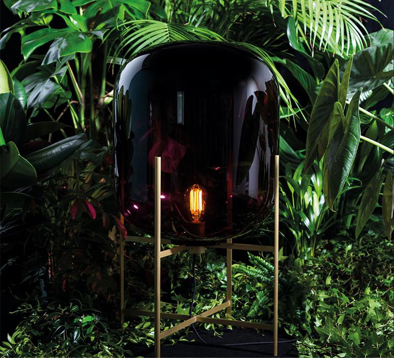 Oda medium sebastian herkner lampadaire floor light  pulpo 3030aubbr  design signed nedgis 99817 product