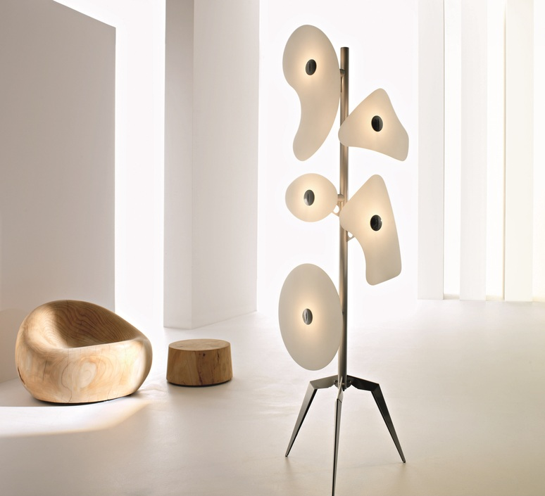 Orbital ferruccio laviani lampadaire floor light  foscarini 36003 10  design signed nedgis 91474 product