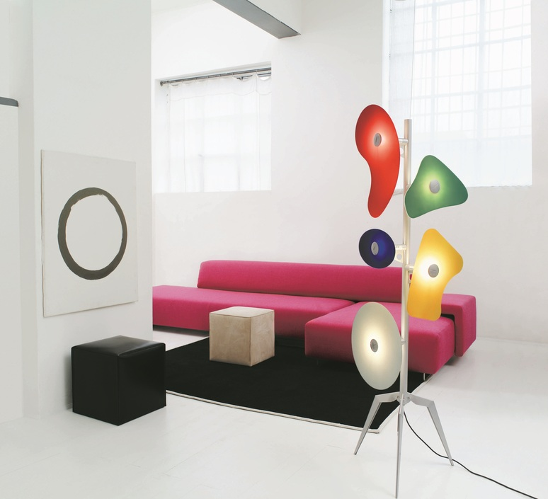 Orbital ferruccio laviani lampadaire floor light  foscarini 36003  design signed nedgis 91462 product