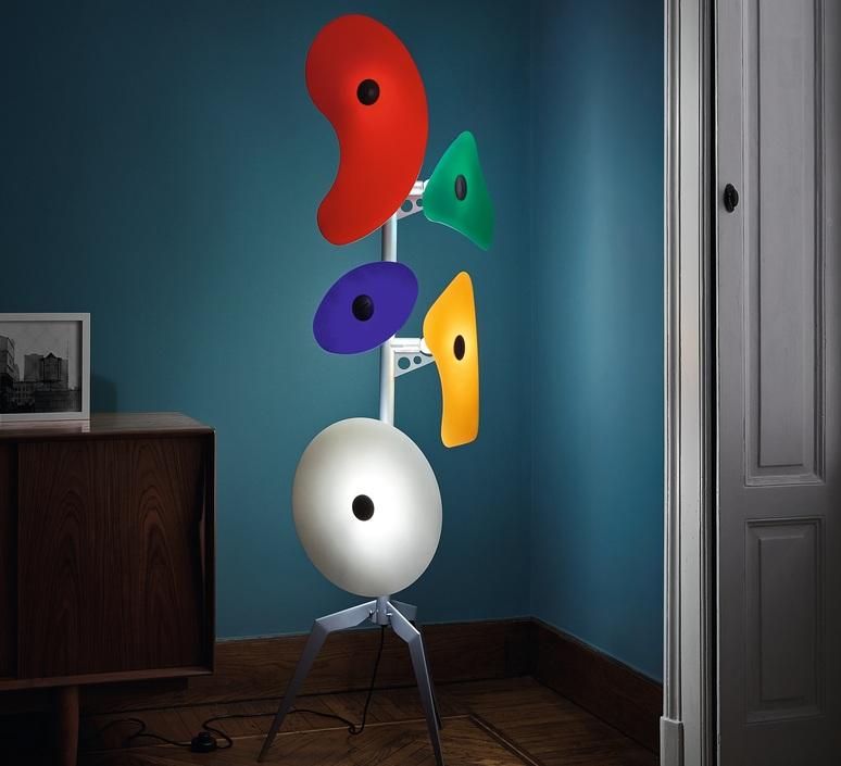 Orbital ferruccio laviani lampadaire floor light  foscarini 36003  design signed nedgis 91463 product