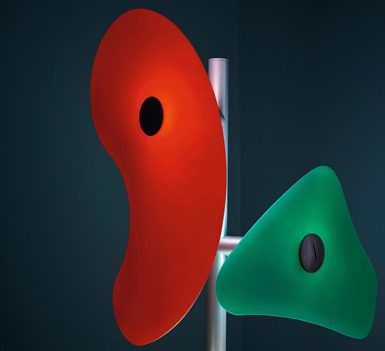 Orbital ferruccio laviani lampadaire floor light  foscarini 36003  design signed nedgis 91466 product