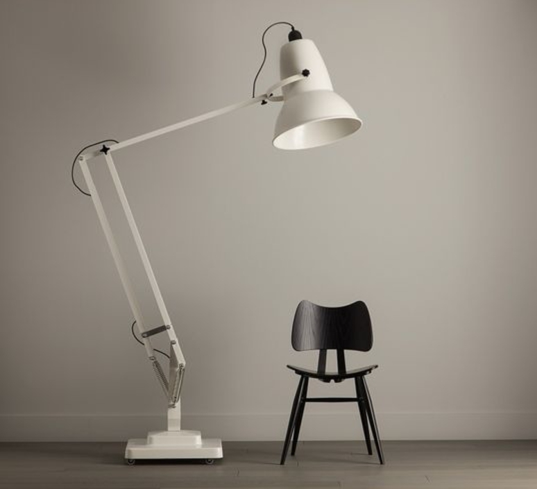 Original 1227 giant george carwardine anglepoise 31751 luminaire lighting design signed 25900 product