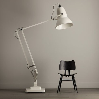 Lampadaire original 1227 giant blanc h181cm anglepoise normal