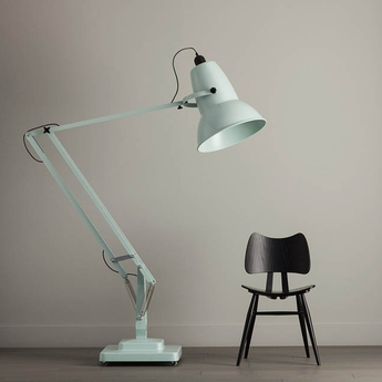 lampadaire original 1227 giant bleu canard p le h181cm anglepoise luminaires nedgis. Black Bedroom Furniture Sets. Home Design Ideas
