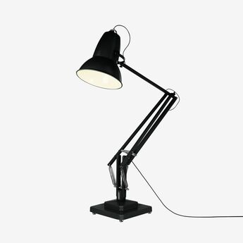 Lampadaire original 1227 giant floor lamp noir o45cm h165cm anglepoise normal