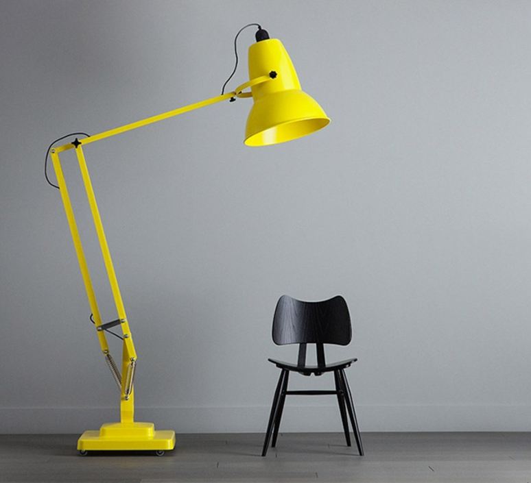 Original 1227 giant george carwardine anglepoise 31755 luminaire lighting design signed 25907 product