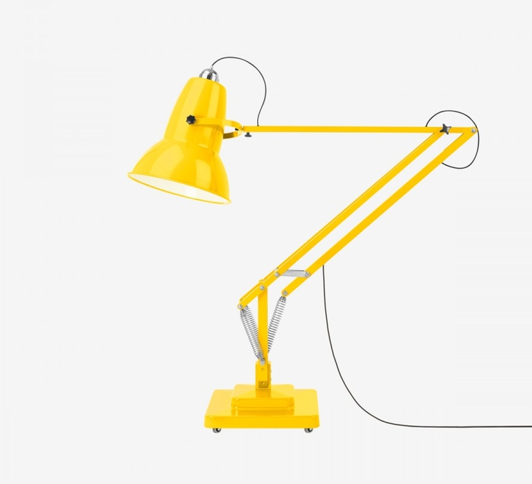 Original 1227 giant george carwardine anglepoise 31755 luminaire lighting design signed 25908 product