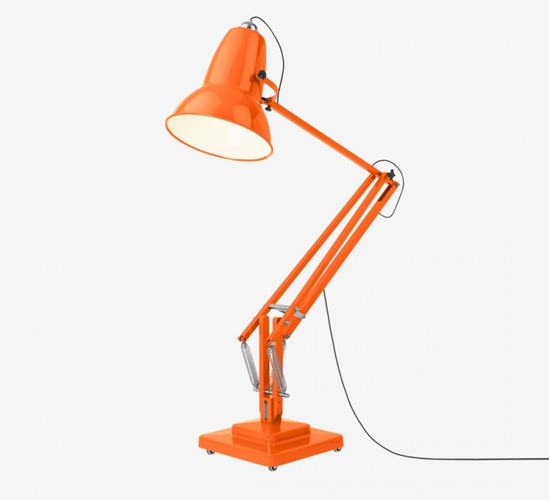 Original 1227 giant george carwardine anglepoise 31763 luminaire lighting design signed 25897 product