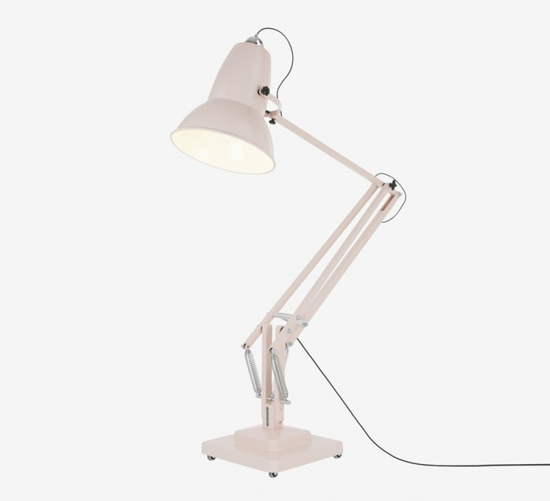lampadaire original 1227 giant rose p le h181cm anglepoise luminaires nedgis. Black Bedroom Furniture Sets. Home Design Ideas