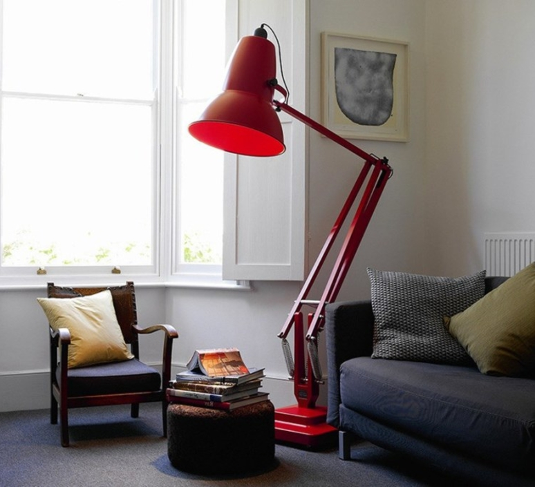 Original 1227 giant george carwardine anglepoise 31759 luminaire lighting design signed 25915 product