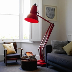 Original 1227 giant george carwardine anglepoise 31759 luminaire lighting design signed 25915 thumb