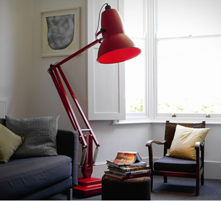 Original 1227 giant george carwardine anglepoise 31759 luminaire lighting design signed 25916 product