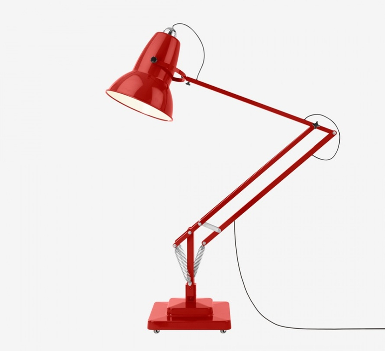 Original 1227 giant george carwardine anglepoise 31759 luminaire lighting design signed 25917 product