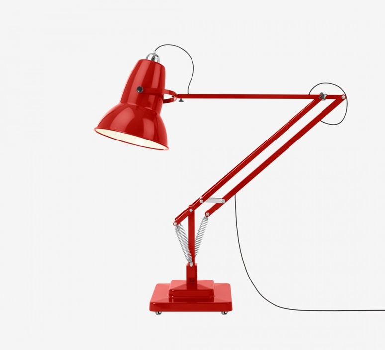Original 1227 giant george carwardine anglepoise 31759 luminaire lighting design signed 25918 product