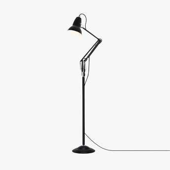 Lampadaire original 1227 noir led o15cm h154cm anglepoise normal