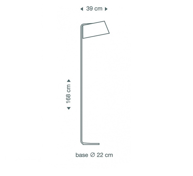 Owalo 7010 seppo koho lampadaire floor light  secto design 16 7010 01  design signed 42344 product