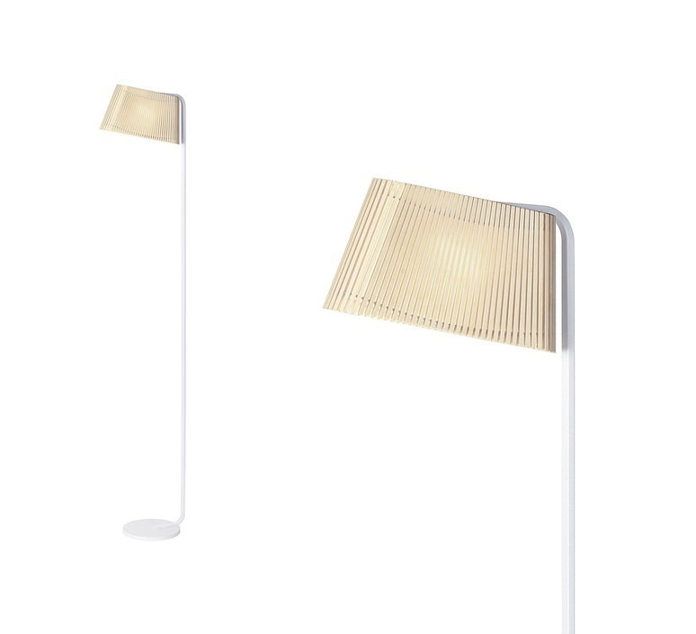 Owalo 7010 seppo koho lampadaire floor light  secto design 16 7010  design signed 42142 product