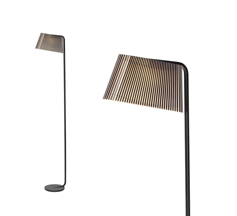 Owalo 7010 seppo koho lampadaire floor light  secto design 16 7010 21  design signed 42207 product