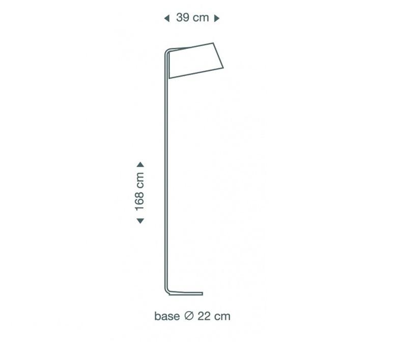 Owalo 7010 seppo koho lampadaire floor light  secto design 16 7010 21  design signed 42209 product