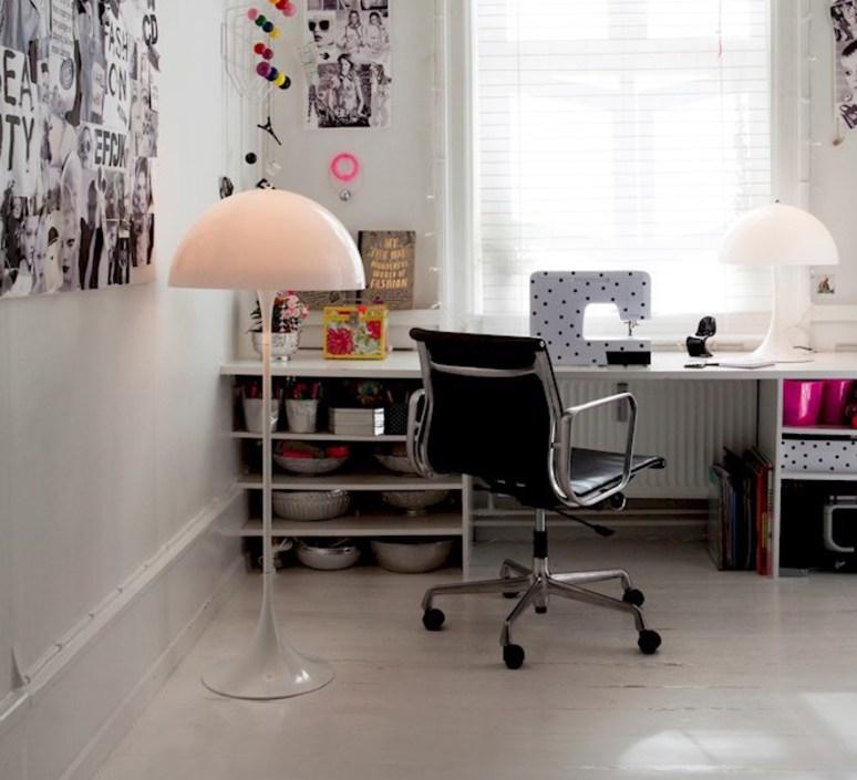 Panthella  verner panton lampadaire floor light  louis poulsen 5744163350  design signed 48987 product
