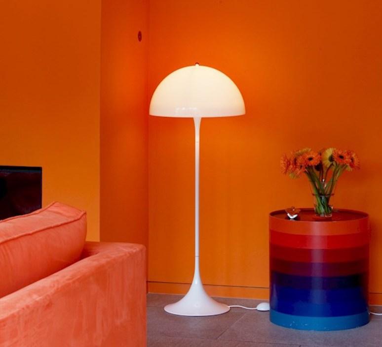 Panthella  verner panton lampadaire floor light  louis poulsen 5744163350  design signed 48989 product