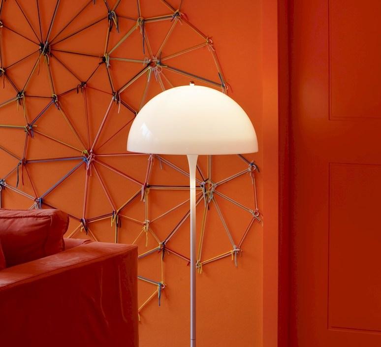 Panthella  verner panton lampadaire floor light  louis poulsen 5744163350  design signed 48994 product