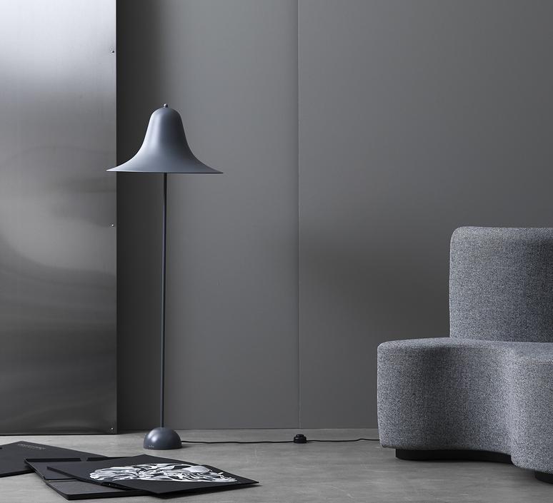 Pantop verner panton lampadaire floor light  verpan 349201016  design signed nedgis 89457 product