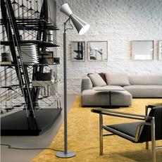 Parliament charles le corbusier lampadaire floor light  nemo lighting par edw 21  design signed 58055 thumb