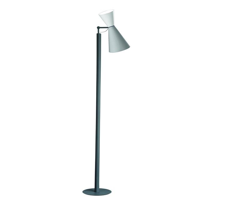 Parliament charles le corbusier lampadaire floor light  nemo lighting par edw 21  design signed 58057 product