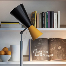 Parliament charles le corbusier lampadaire floor light  nemo lighting par eng 21  design signed 58060 thumb