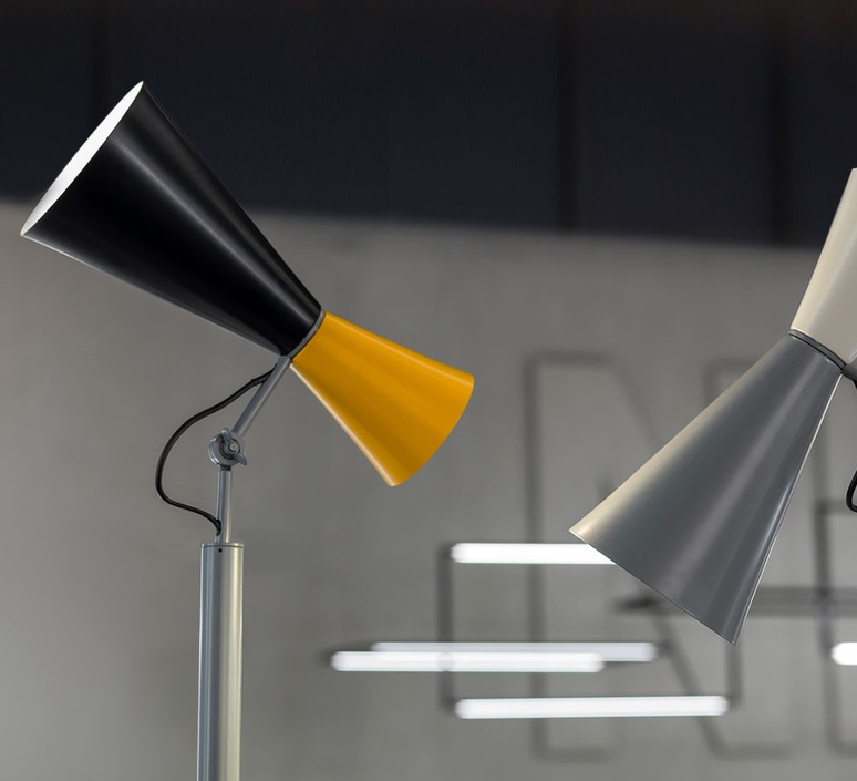 Parliament charles le corbusier lampadaire floor light  nemo lighting par eng 21  design signed 58061 product