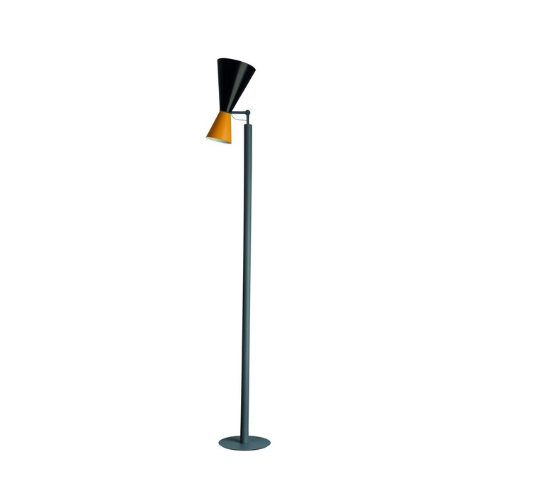 Parliament charles le corbusier lampadaire floor light  nemo lighting par eng 21  design signed 58062 product