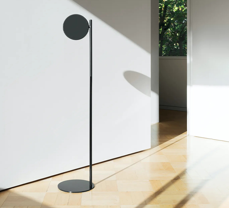 Pastille f2 industrial facility lampadaire floor light  wastberg 182f29011  design signed nedgis 123339 product