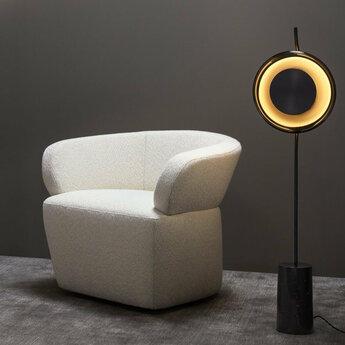 Lampadaire pendulum bronze led 2700k lm l15 5cm h117cm cto lighting normal
