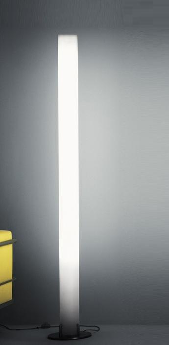 Lampadaire pistillo p blanc h195cm martinelli luce normal
