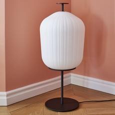 Plissee sebastian herkner lampadaire floor light  classicon plissee bronze  design signed nedgis 90980 thumb