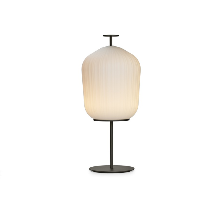 Plissee sebastian herkner lampadaire floor light  classicon plissee bronze  design signed nedgis 90984 product