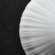 Plissee sebastian herkner lampadaire floor light  classicon plissee black  design signed nedgis 90957 thumb