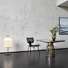 Plissee sebastian herkner lampadaire floor light  classicon plissee black  design signed nedgis 90964 thumb