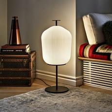 Plissee sebastian herkner lampadaire floor light  classicon plissee black  design signed nedgis 90970 thumb