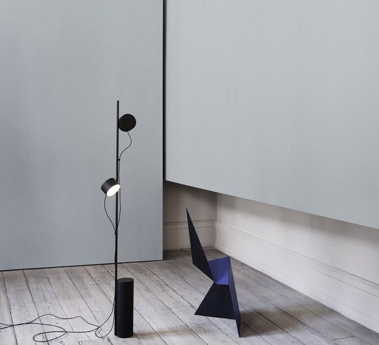 Post earnest studio lampadaire floor light  muuto 22380  design signed nedgis 85436 product